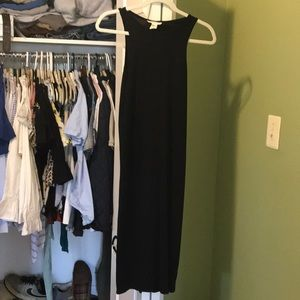 Forever 21 black bodycon dress